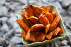 Credit: SimplyRecipes.com Oven Baked Sweet Potato Fries