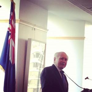 John Howard, former Australian Prime Minister